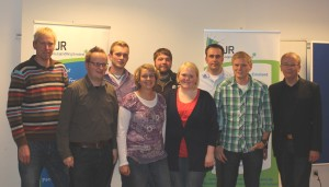 Vorstand KJR 2012/13