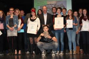 Jugendförderpreisverleihung 2012